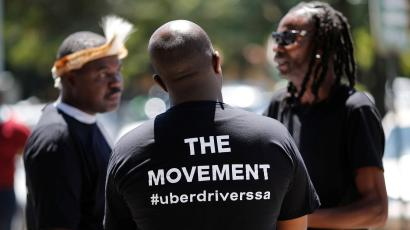 South African labor commission rules Uber drivers should be regarded as employees