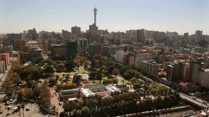 Johannesburg Mayor Herman Mashaba wants to tackle the city's housing crisis, but refuses to house foreigners