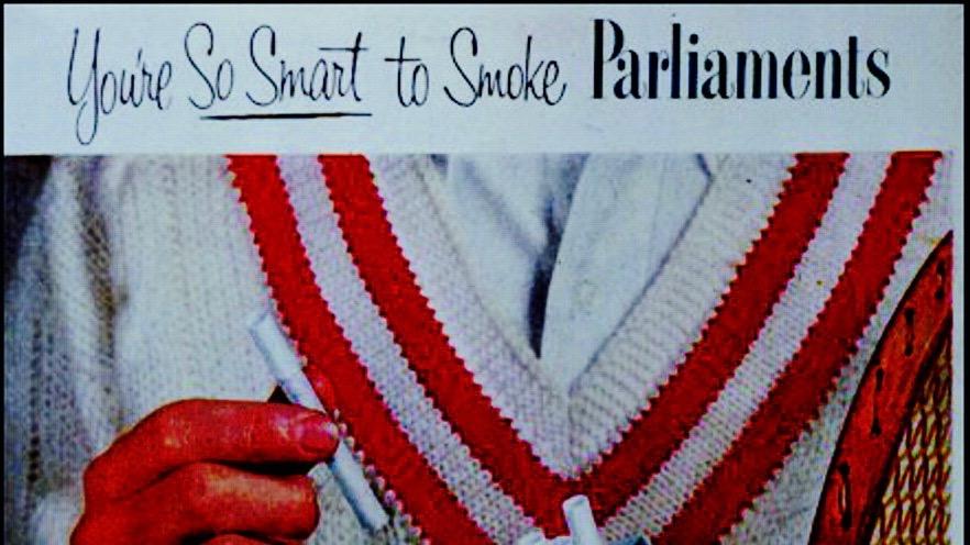 Vintage Parliament ad.