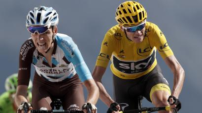 Thre hasn't beena French winner of th Tour de France in 32 years