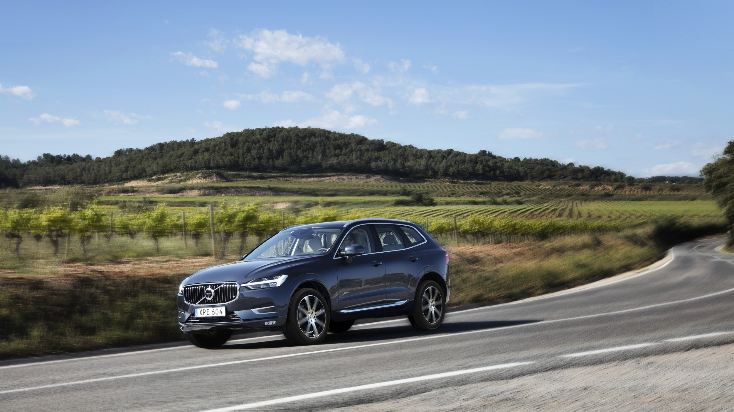 All New Volvo Cars Will Have Electric Engines Starting In 2019