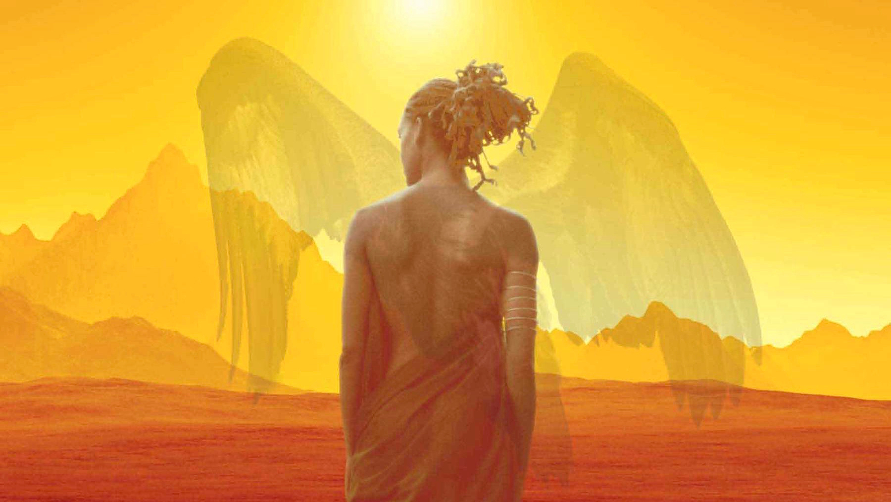 The creator of Game of Thrones is bringing Nnedi Okorafor's 'Who Fears Death' to HBO. The cover art of Okorafor's novel.