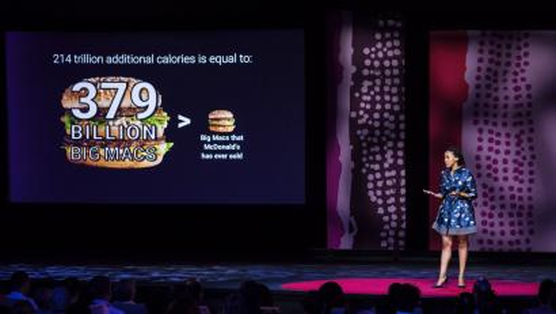 TEDGlobal: Sara Menker of Gro Intelligence says the world will be