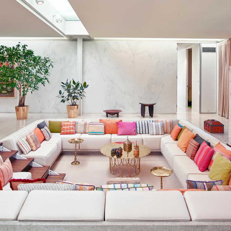 The conversation pit is making a comeback — Quartz on unique small house plans, best small house plans, best 1 story house plans, garage house plans, simple small house plans, 5 bedroom ranch house plans, european house plans, country house plans, small wooden house plans,