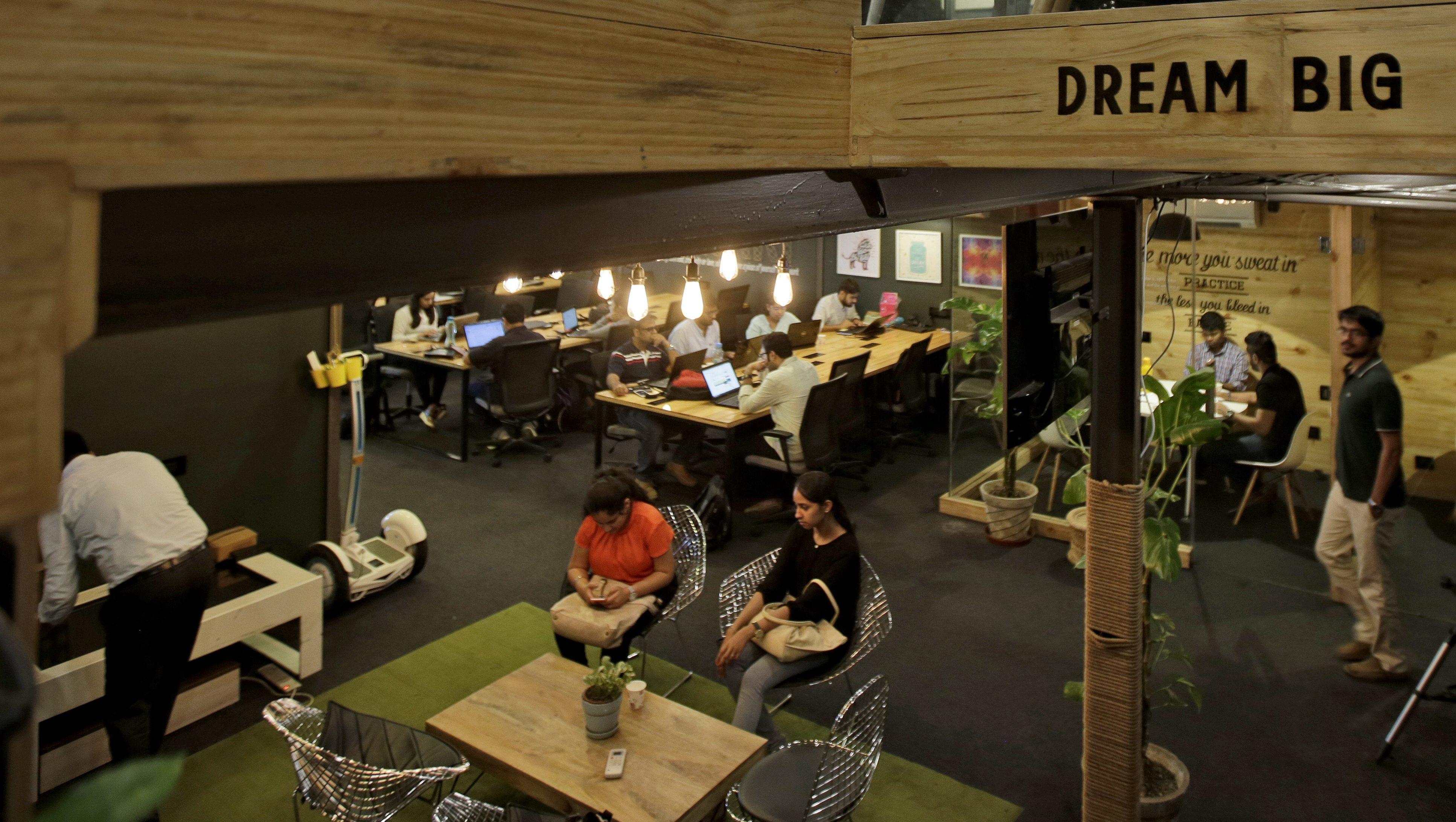 India Shared Workspace