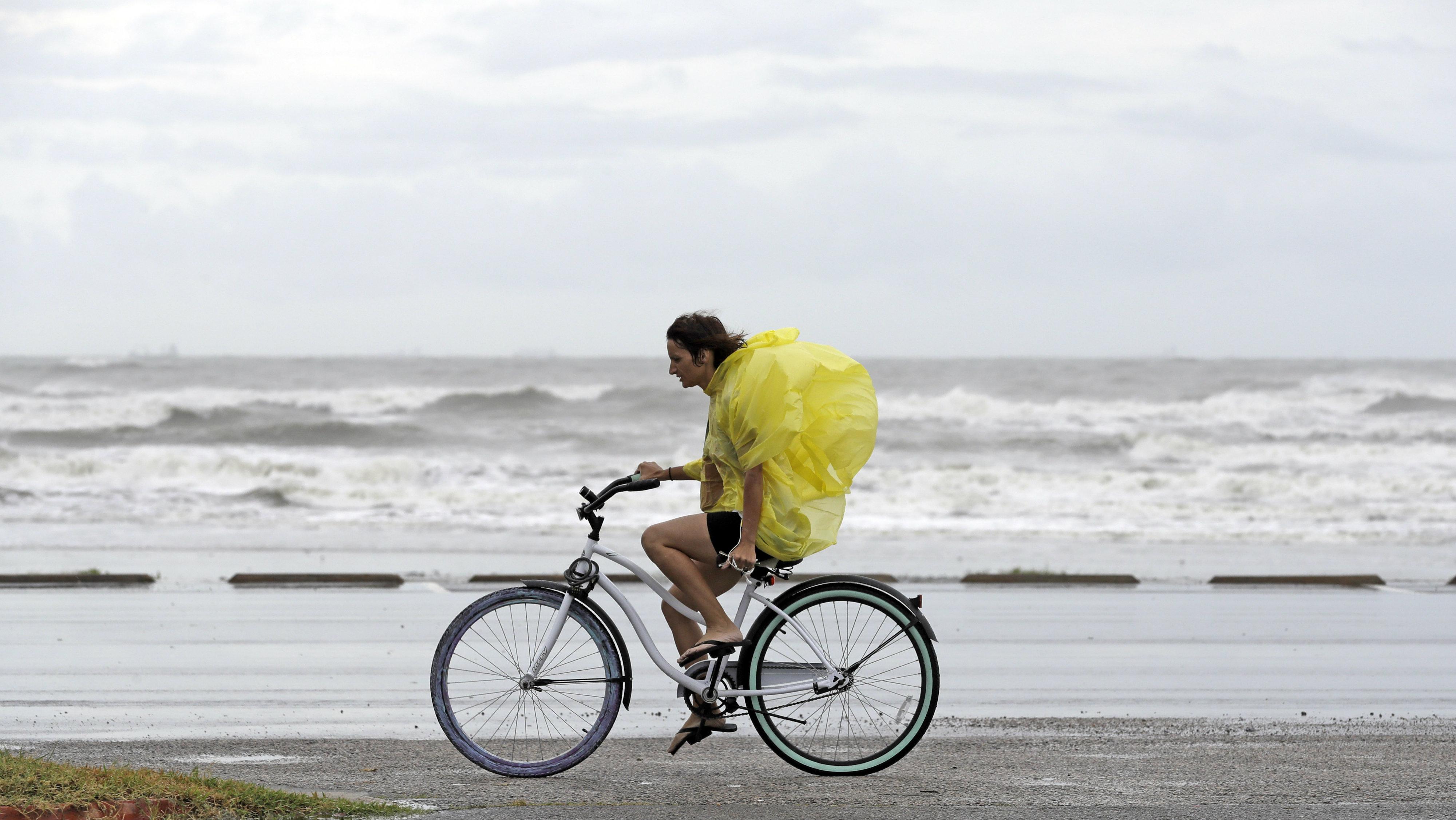 Residents on the Texas coast are bracing for Hurricane Harvey make landfall.