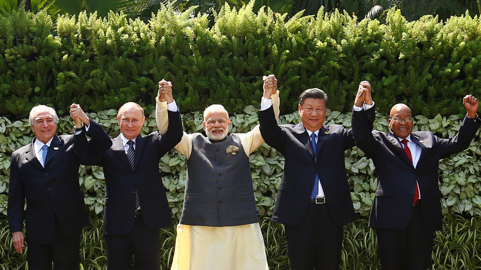 India-China-BRICS-Doklam-Bhutan-Russia