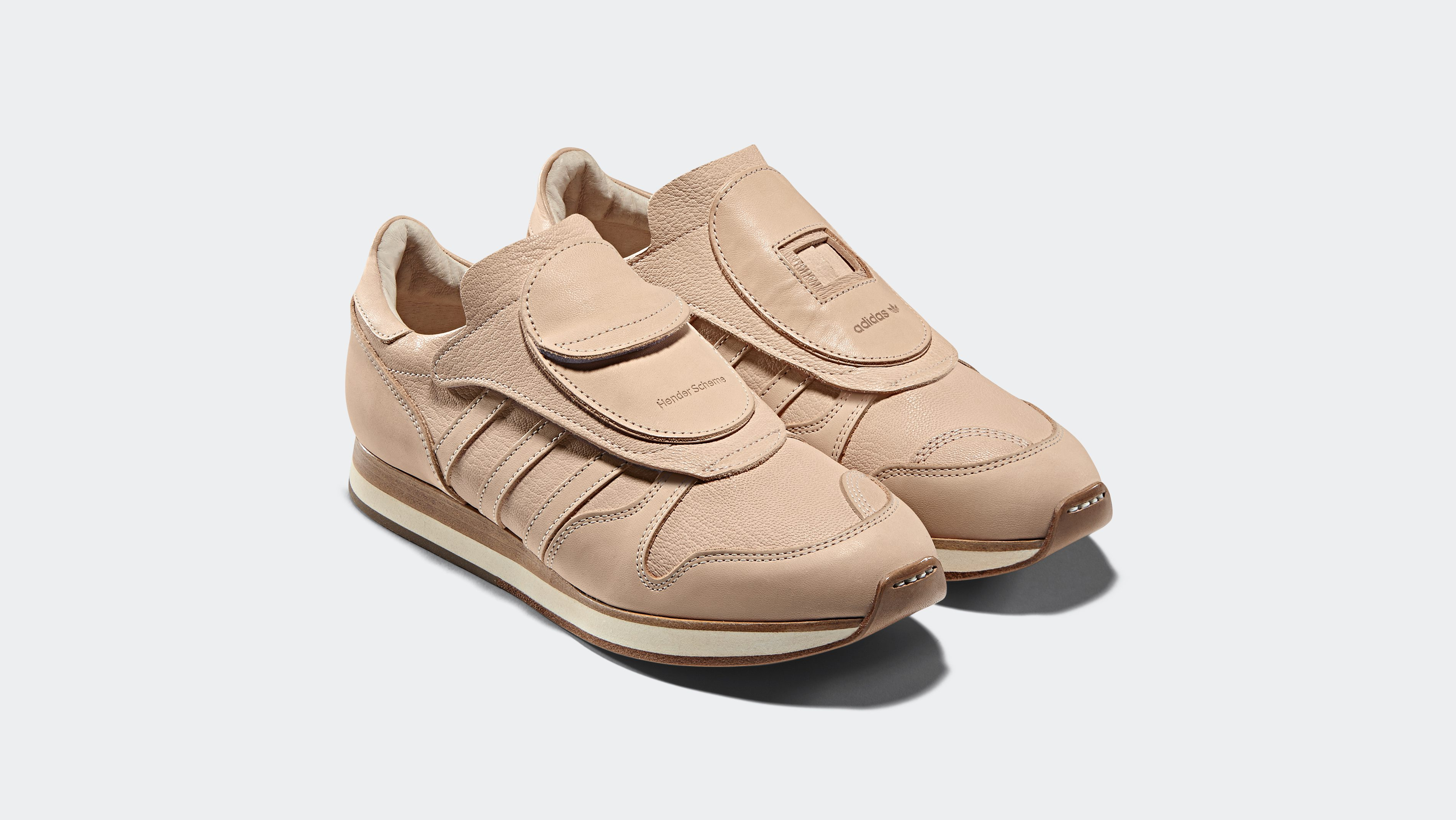 b89825c058b Adidas is collaborating with a Japanese label to create artisanal  knock-offs of its own shoes