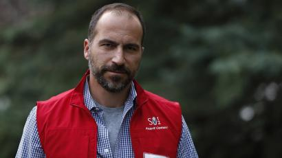 CEO of Expedia, Inc. Khosrowshahi attends Allen & Co Media Conference in Sun Valley