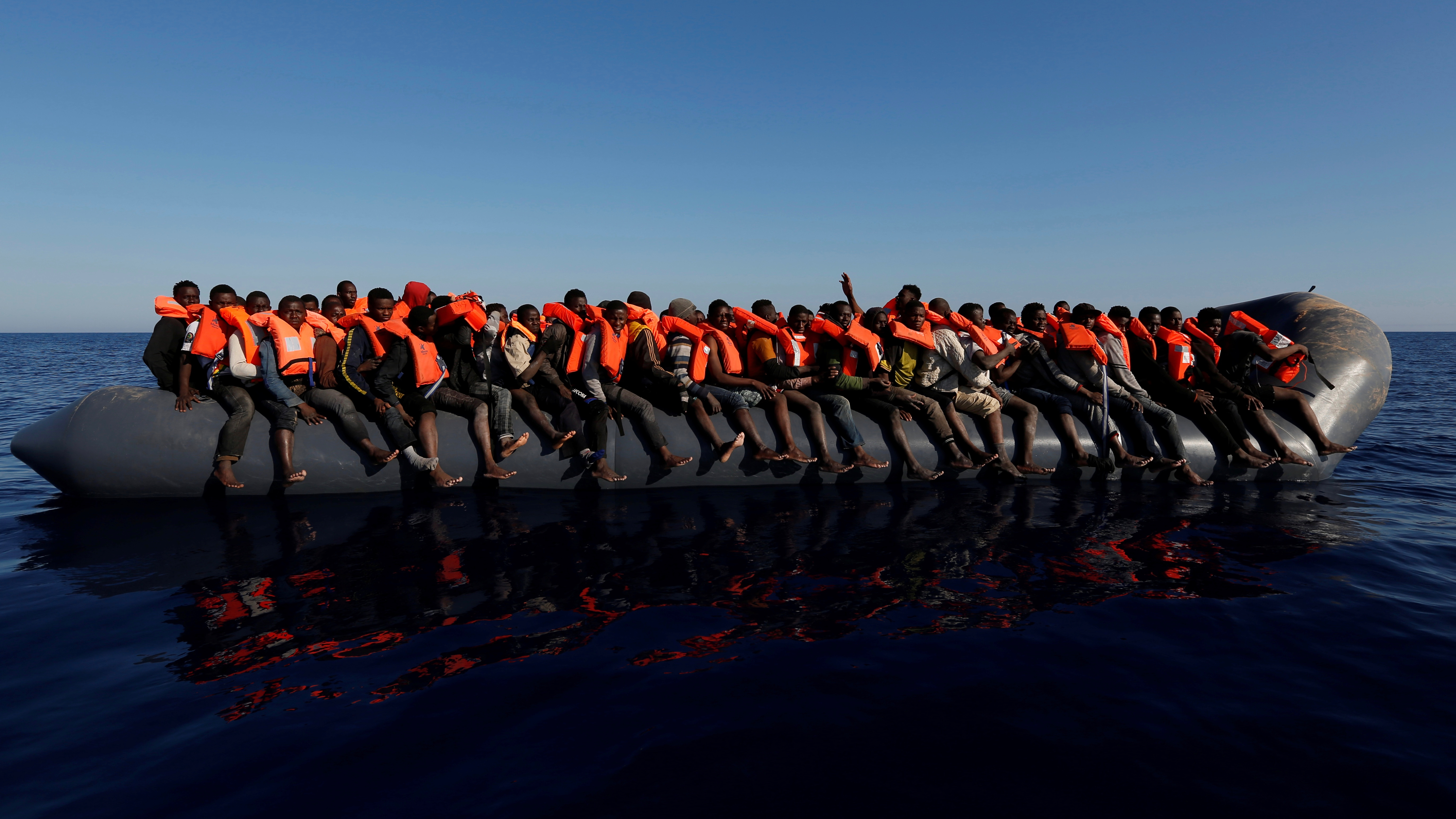 Migrant crisis: Facebook refuses to remove video of migrants trapped and torutured in Libya