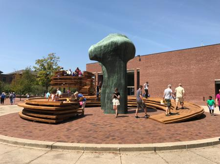 How Columbus Indiana Became A Living Museum Of Modern Architecture