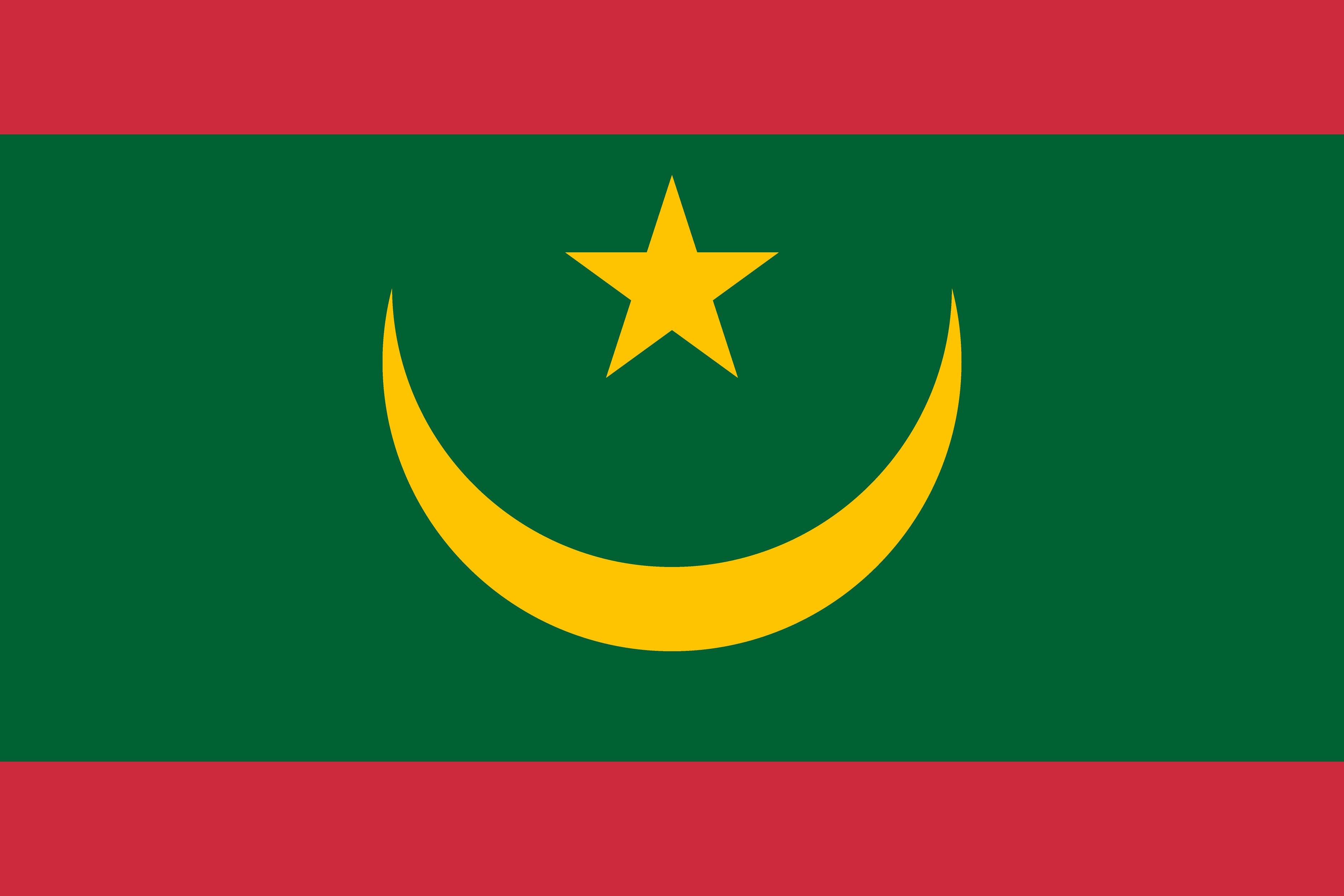 Mauritania Changing Flag To Remember Patriots Struggle Against