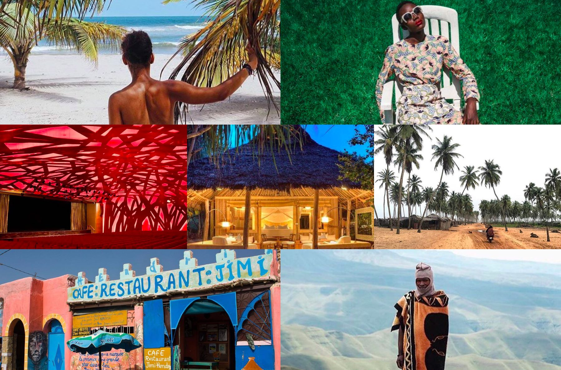 I need a vacation. (Tastemakers Africa, Hip Africa, Visiter L'Afrique).