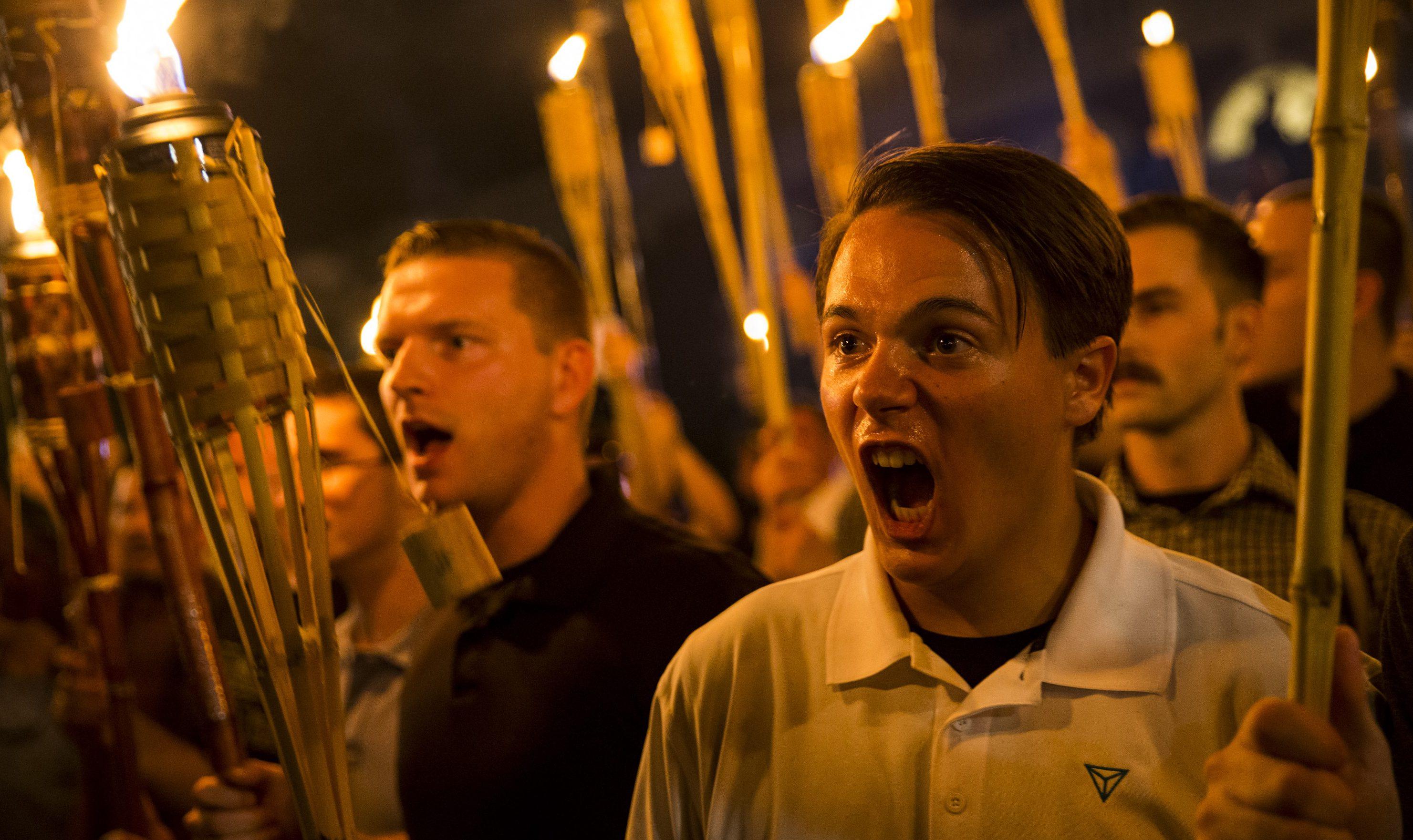 Image result for charlottesville va nazis