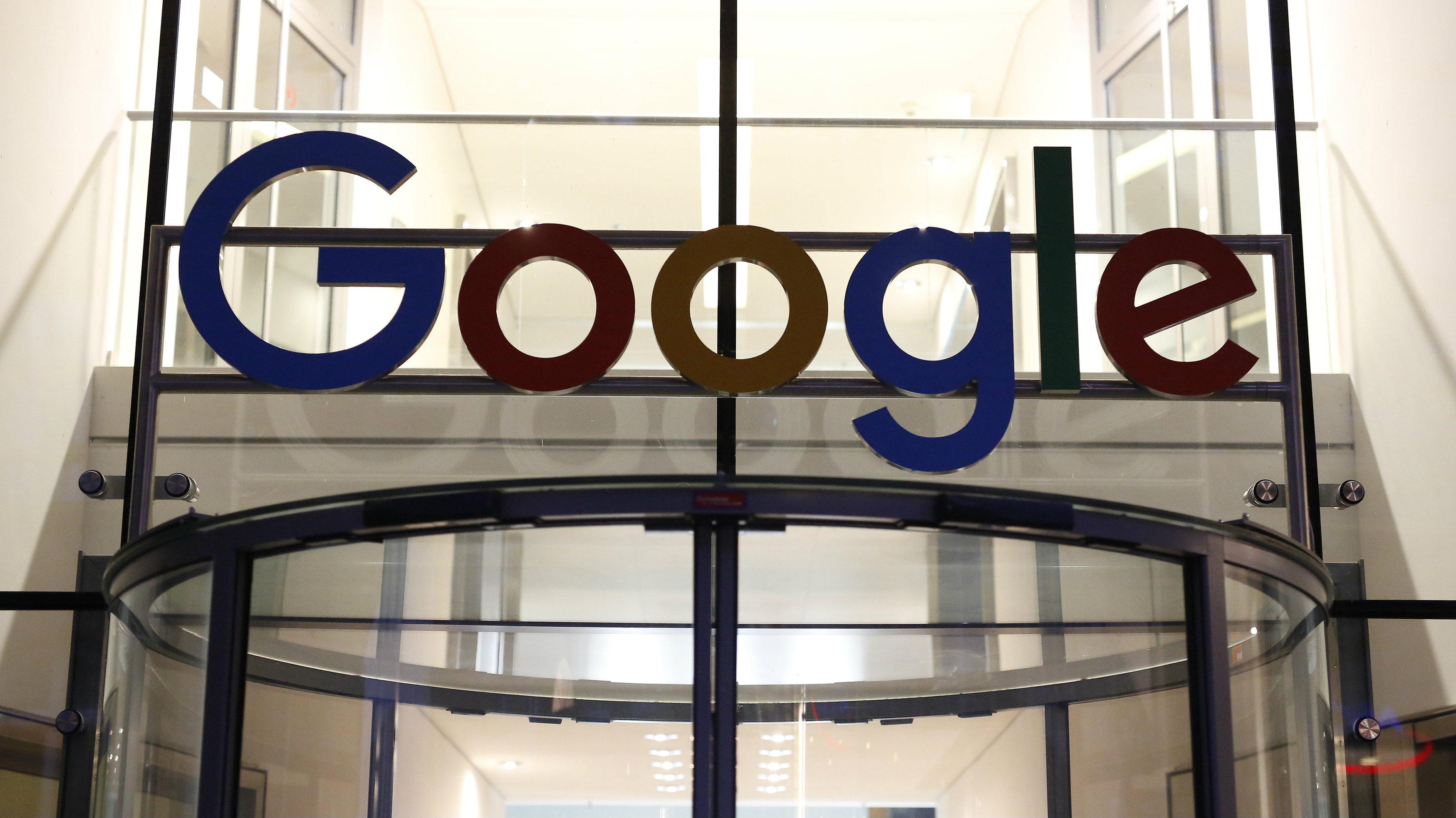 google anti diversity fired