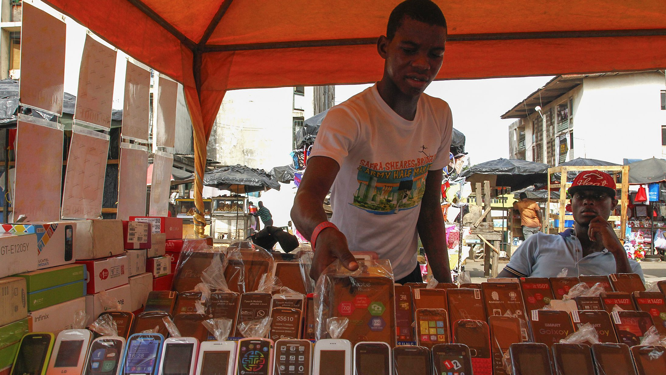 West Africa Cellular Telecommunications business