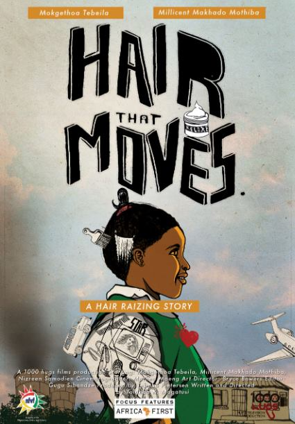 Short film Hair That Moves captures the universal story of black girls' struggle with self-acceptance