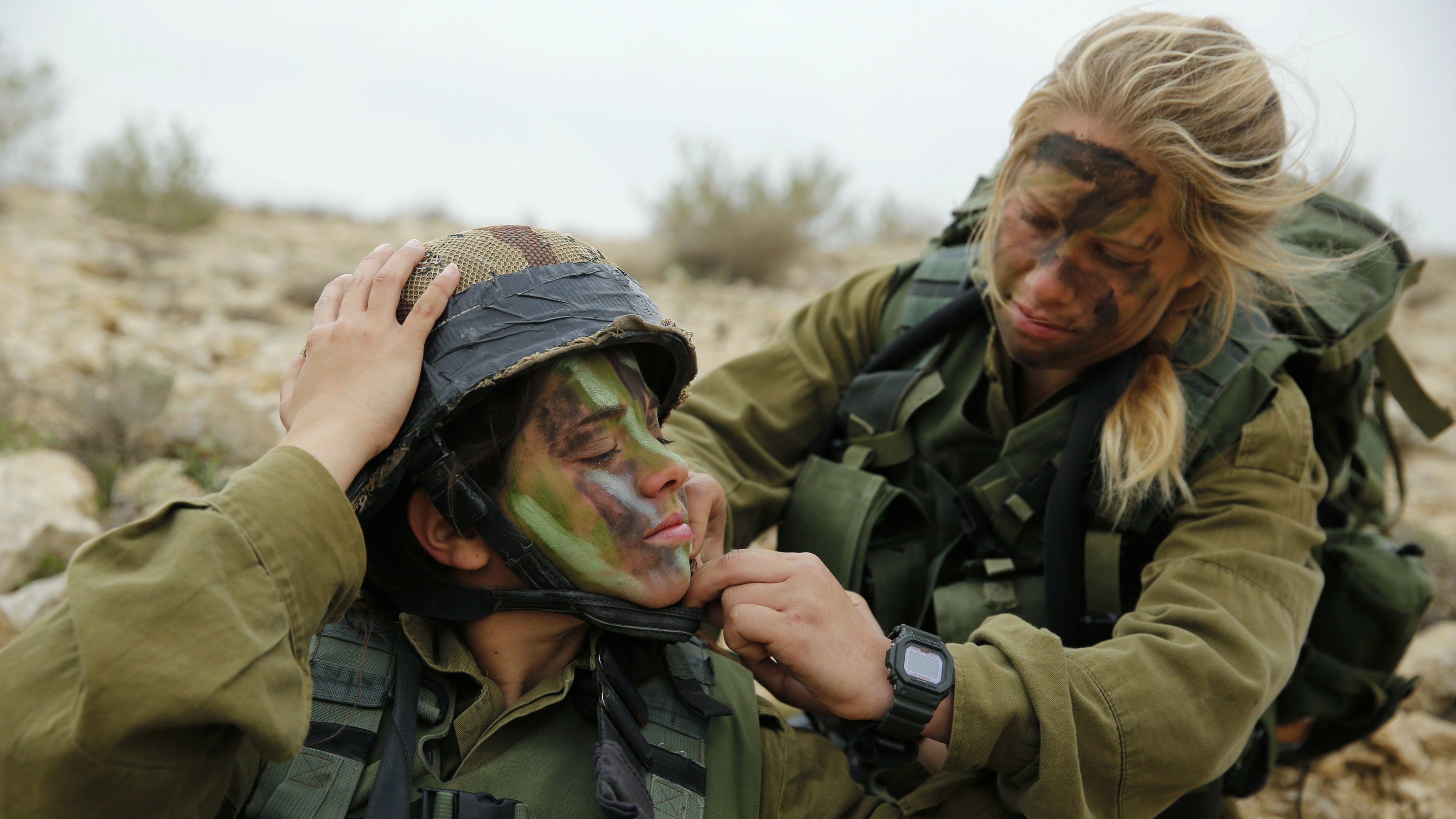 Israeli Army Veterans Are Highly Sought After As Engineers By Tech