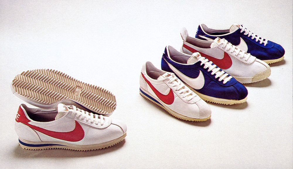 The MS-13 gang and Nike Cortez sneakers