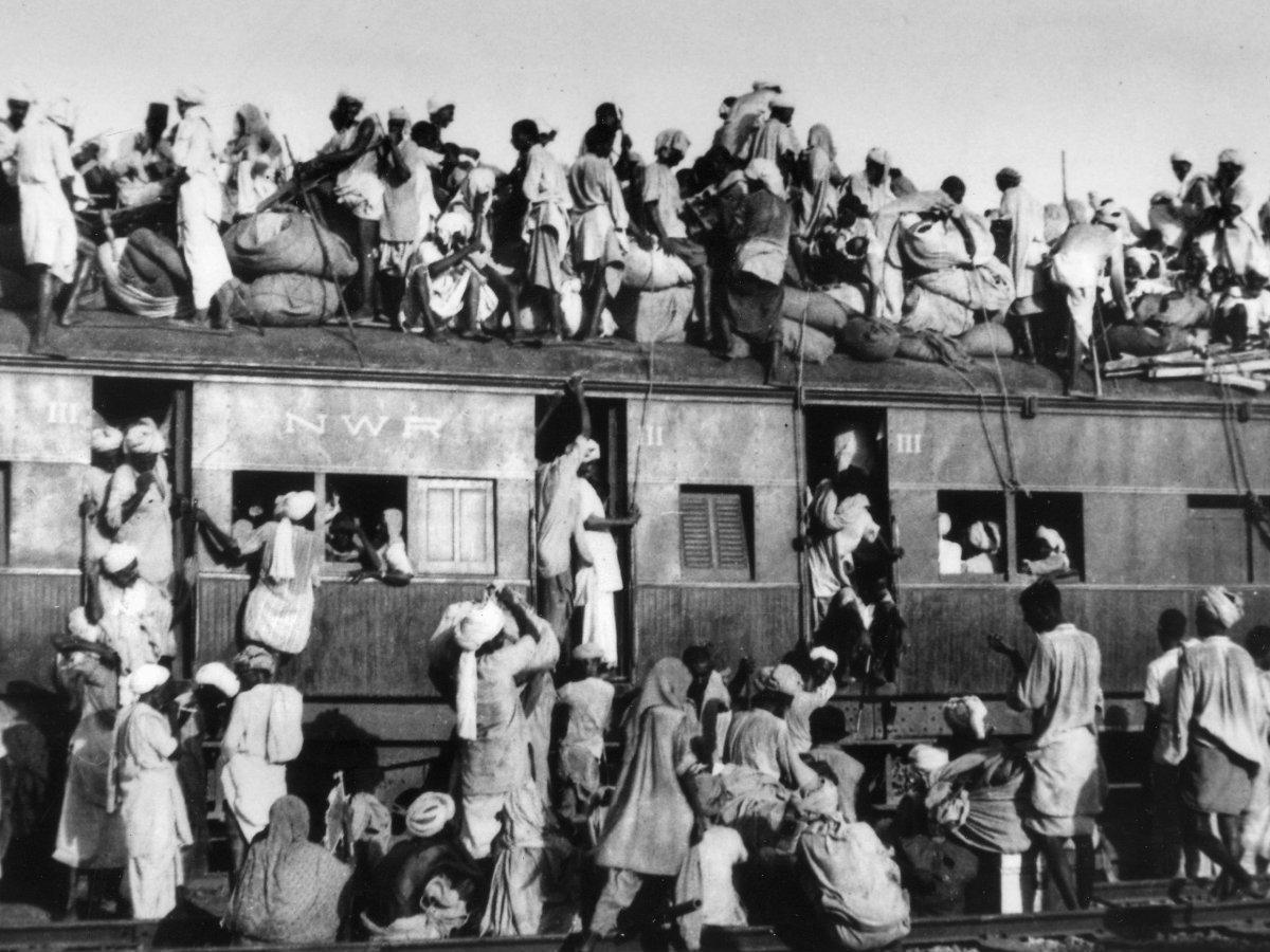 partition of india and pakistan summary
