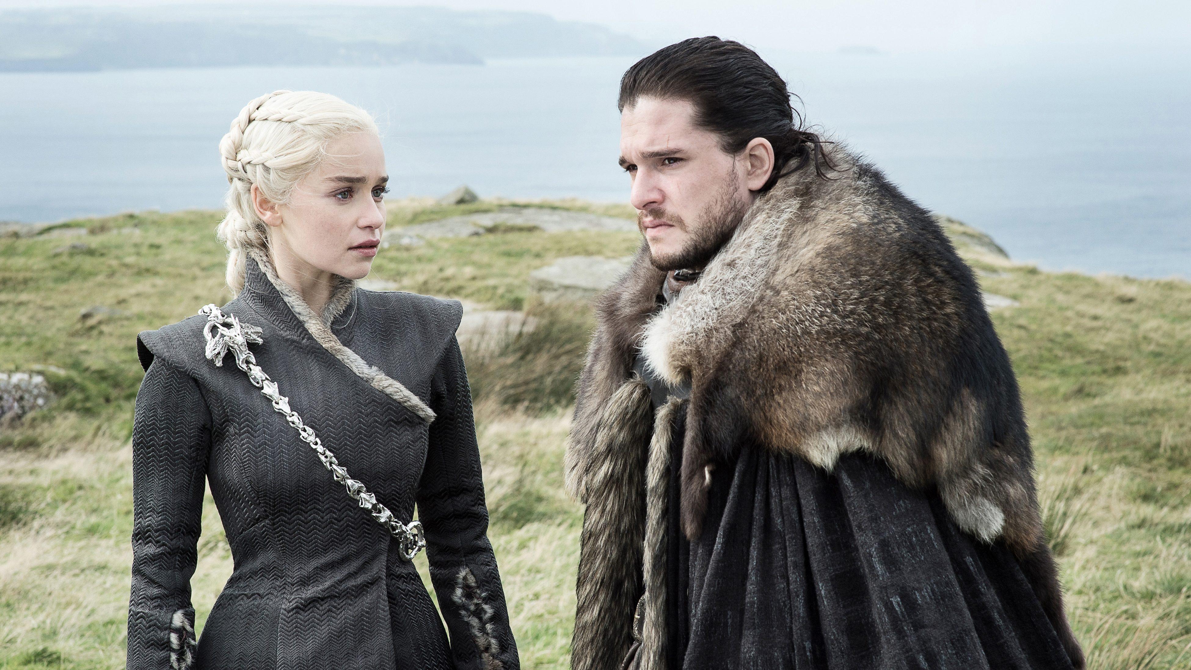 Game of Thrones stars in season 7