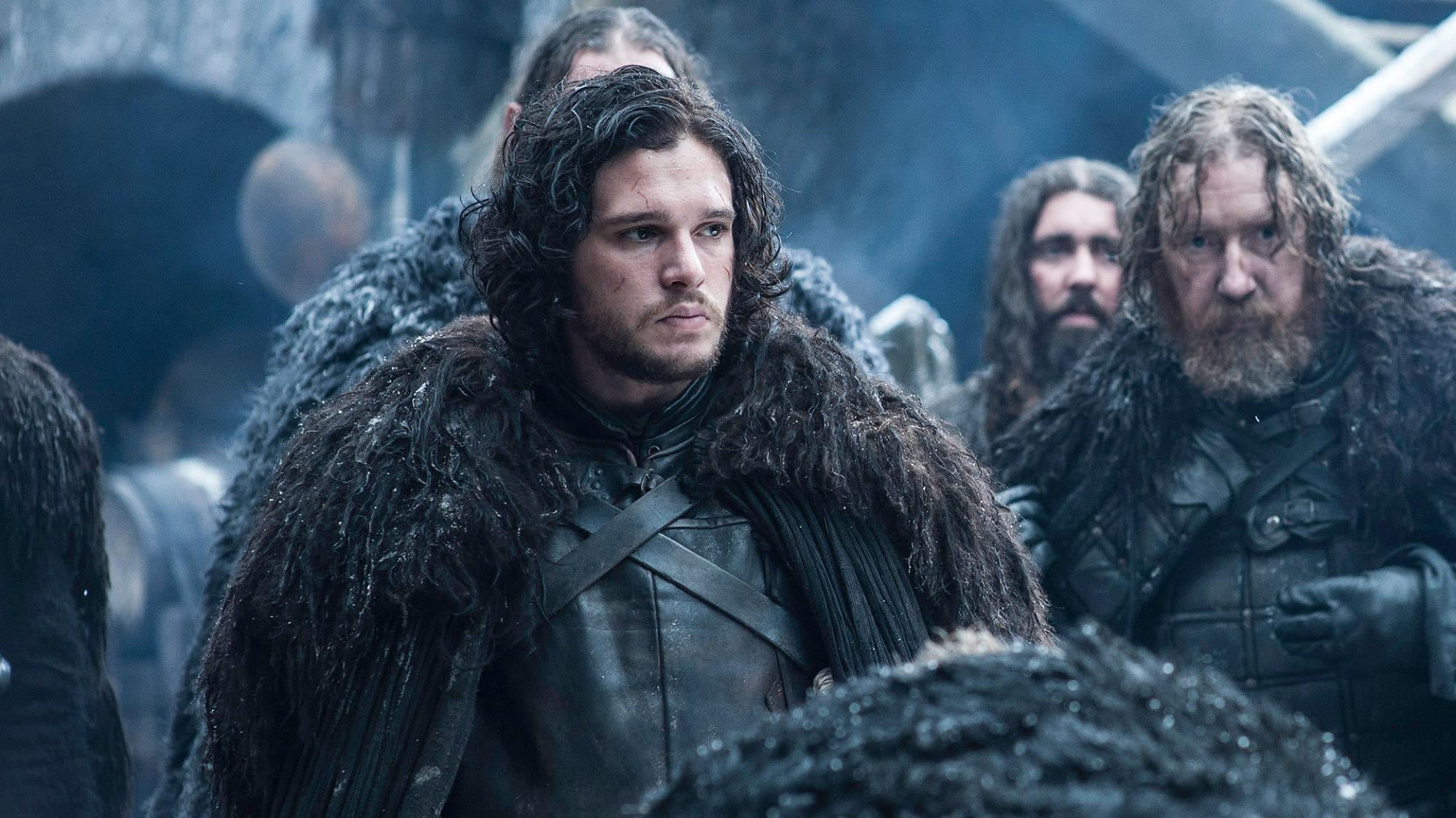 A publicity still from HBO's Game of Thrones Season 4, Episode 3.