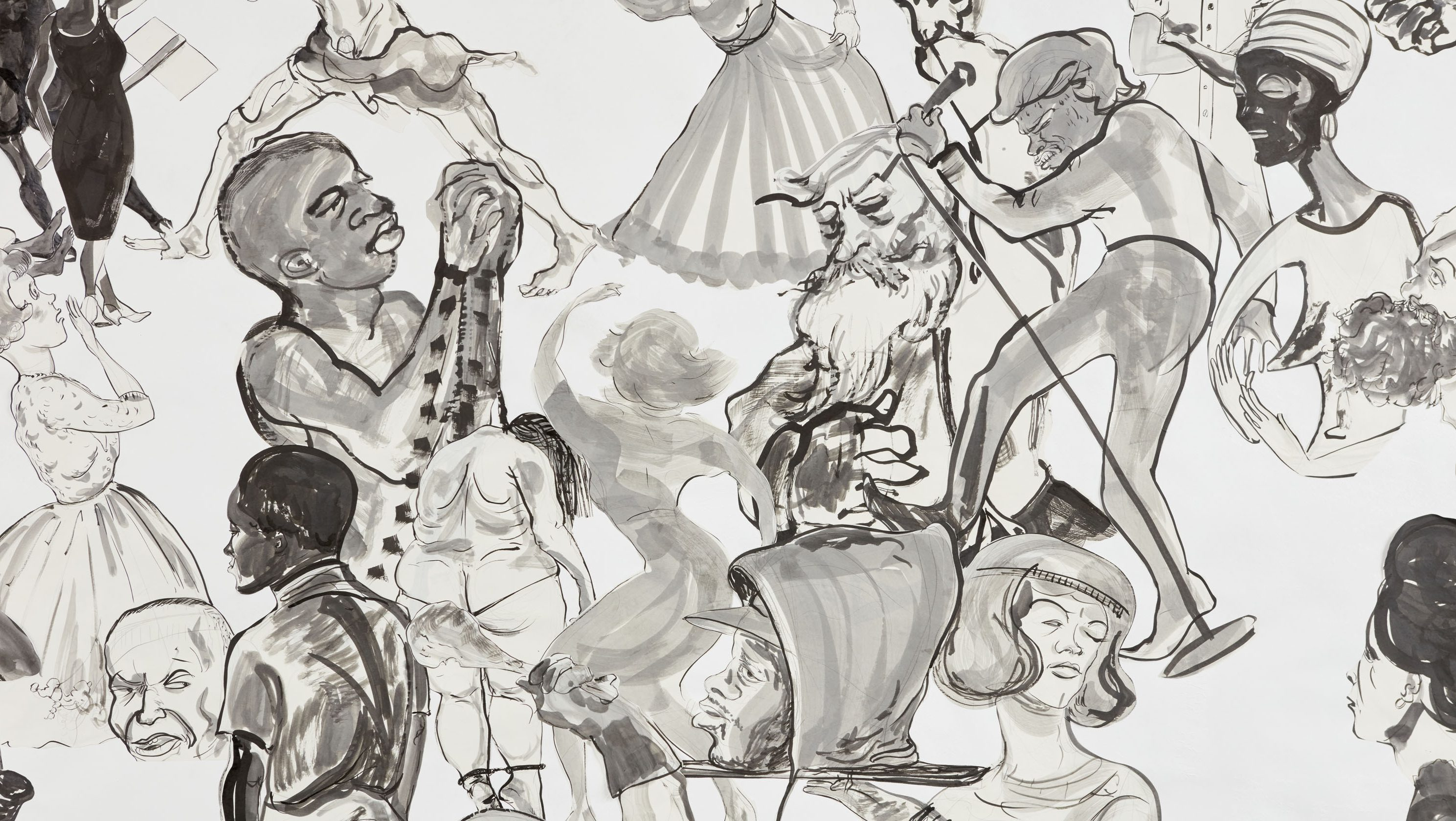 Kara Walker Compelled