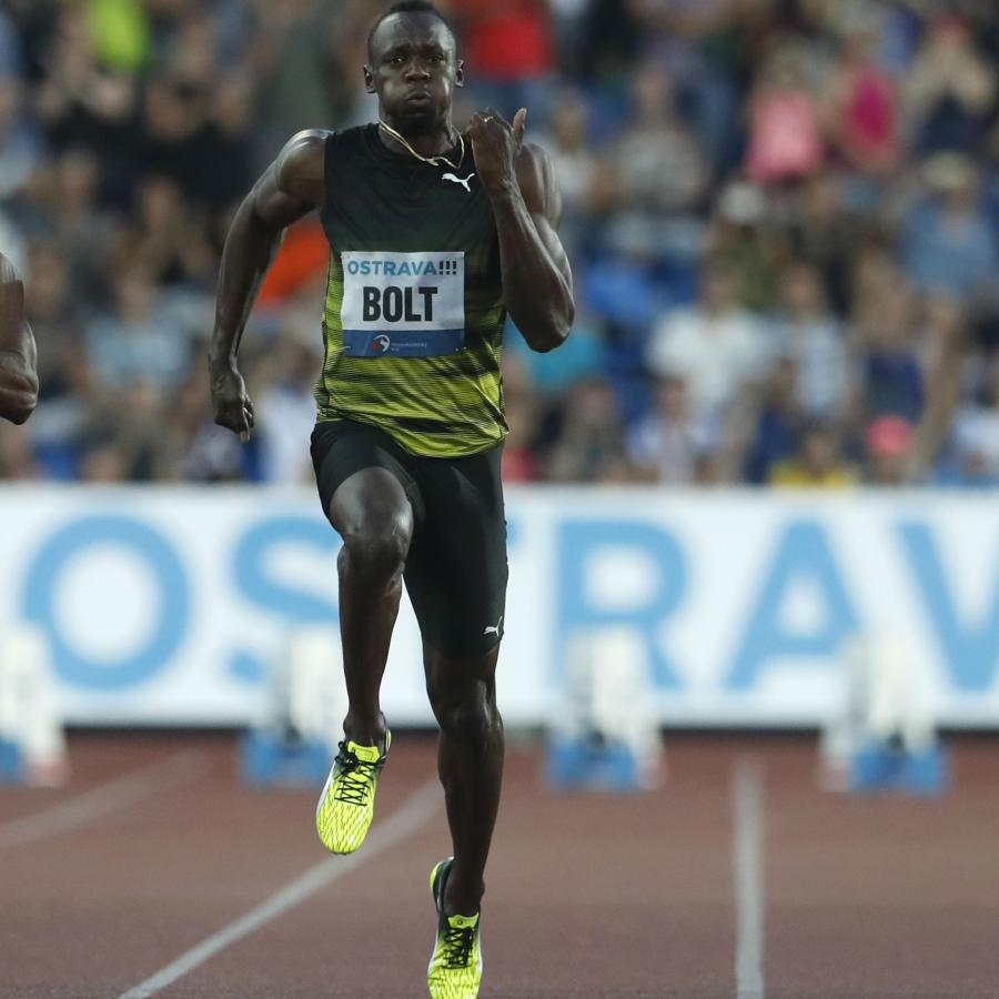 Usain Bolt is the fastest human in the world—here's the
