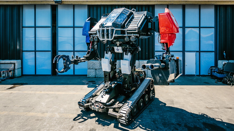 megabots giant robot gight kuratas japan usa