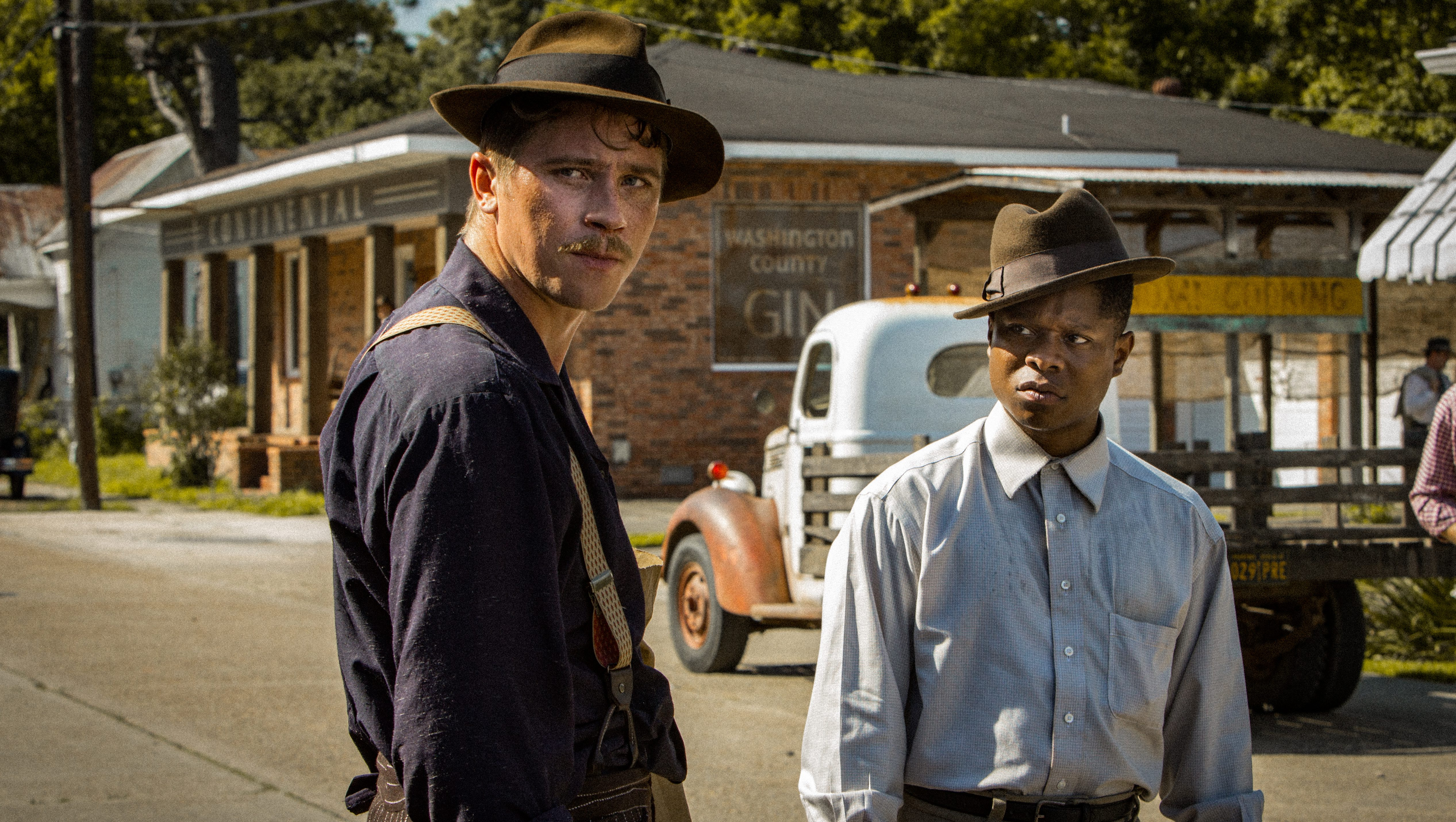 "Netflix picked up its upcoming original ""Mudbound"" at Sundance."
