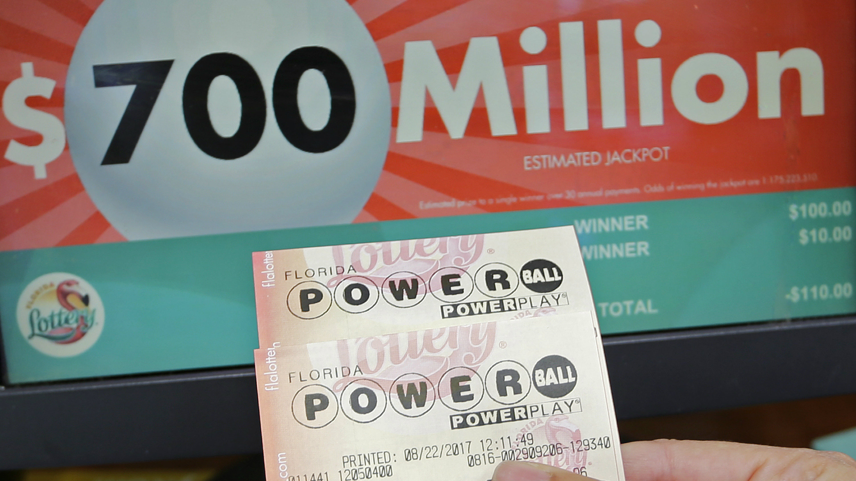 Powerball When Is The Drawing And Which Numbers Are Most Likely