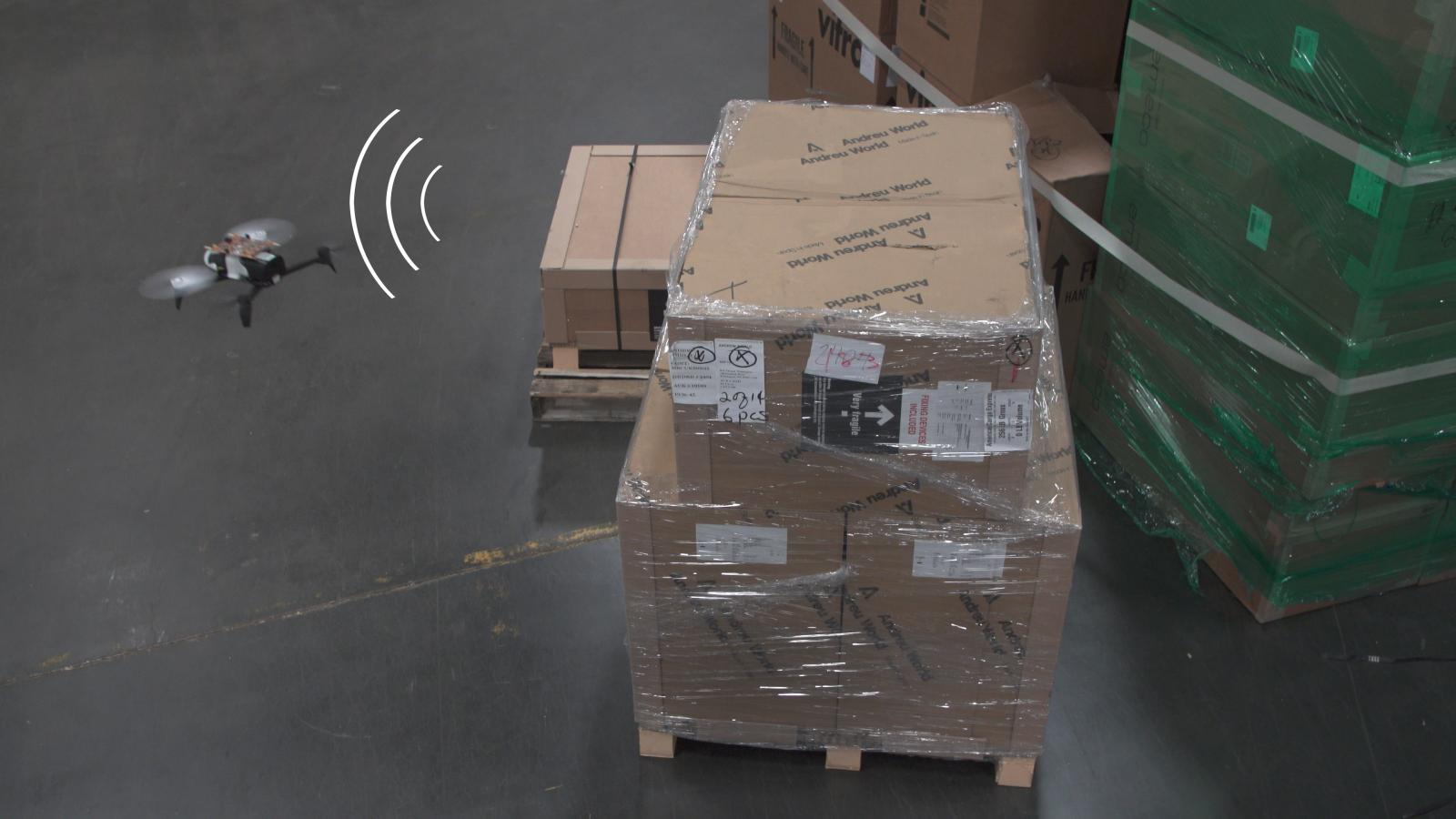 MIT Media Lab scientists prototype drones that improve on