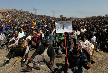 South Africa struggles to commemorate Marikana massacre