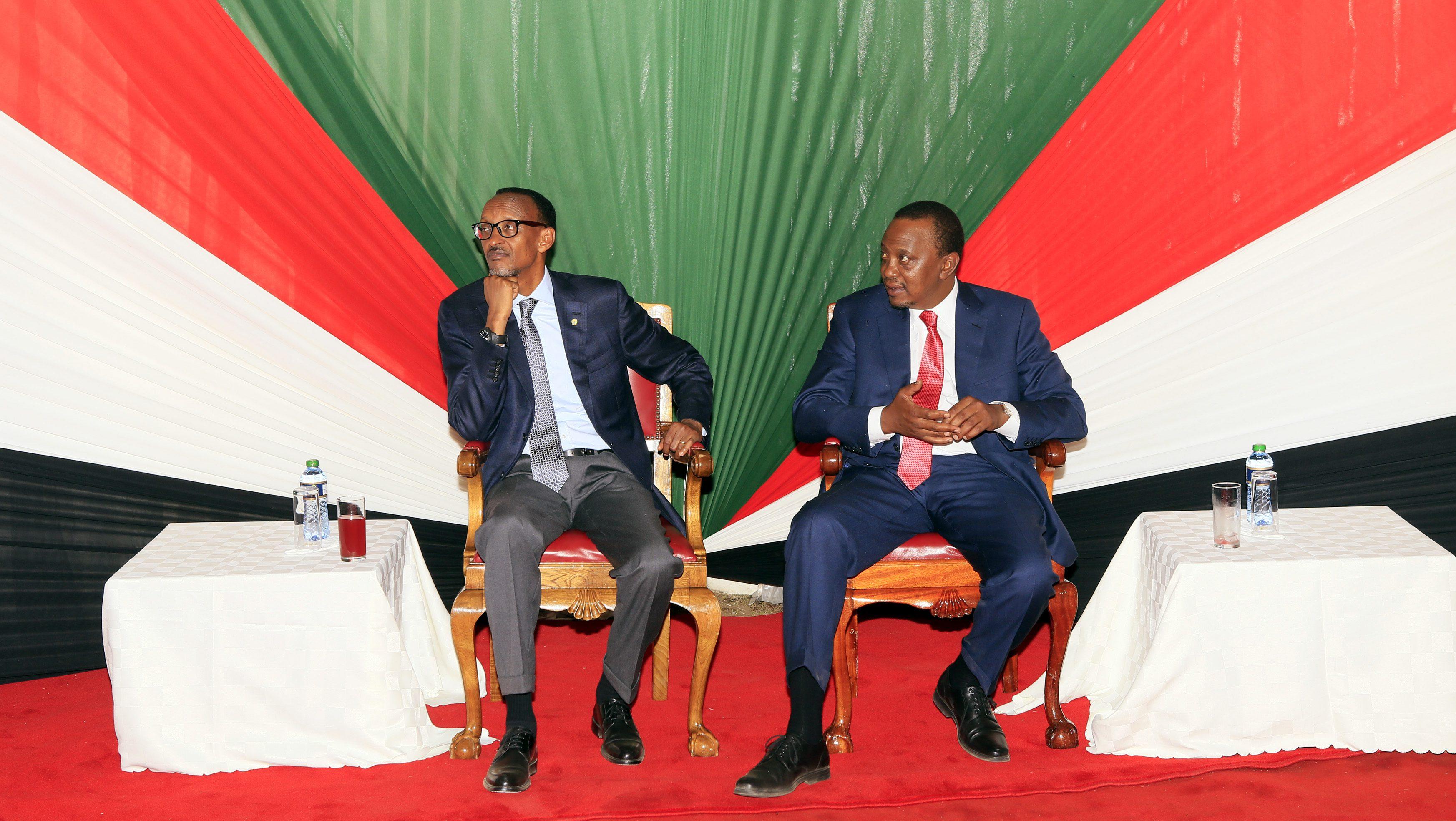 3feb64d24d5 Election in Kenya and Rwanda 2017: Uhuru Kenyatta and Paul Kagame ...