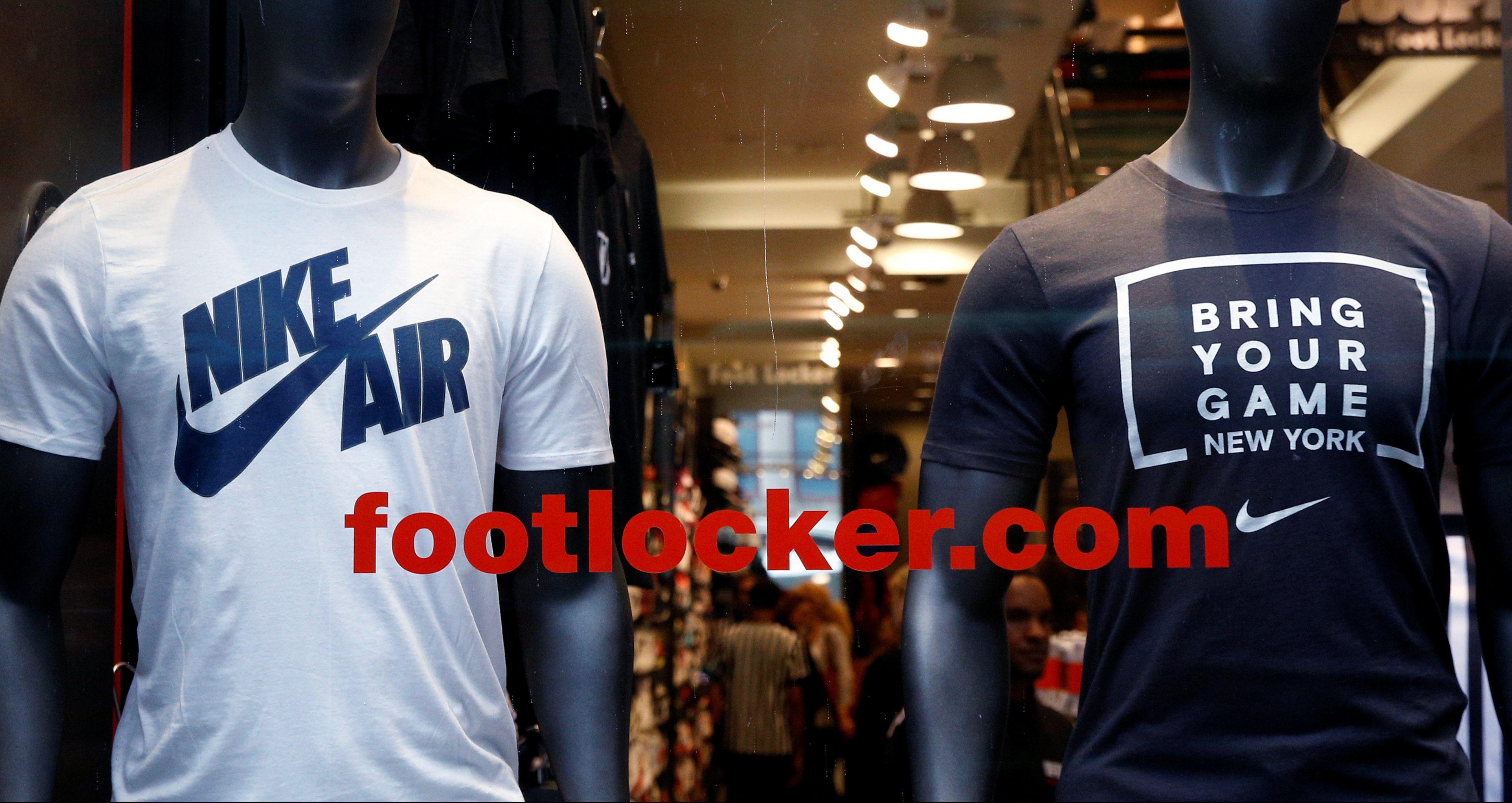 buy popular 918fb f3bb7 Foot Locker has a Nike problem