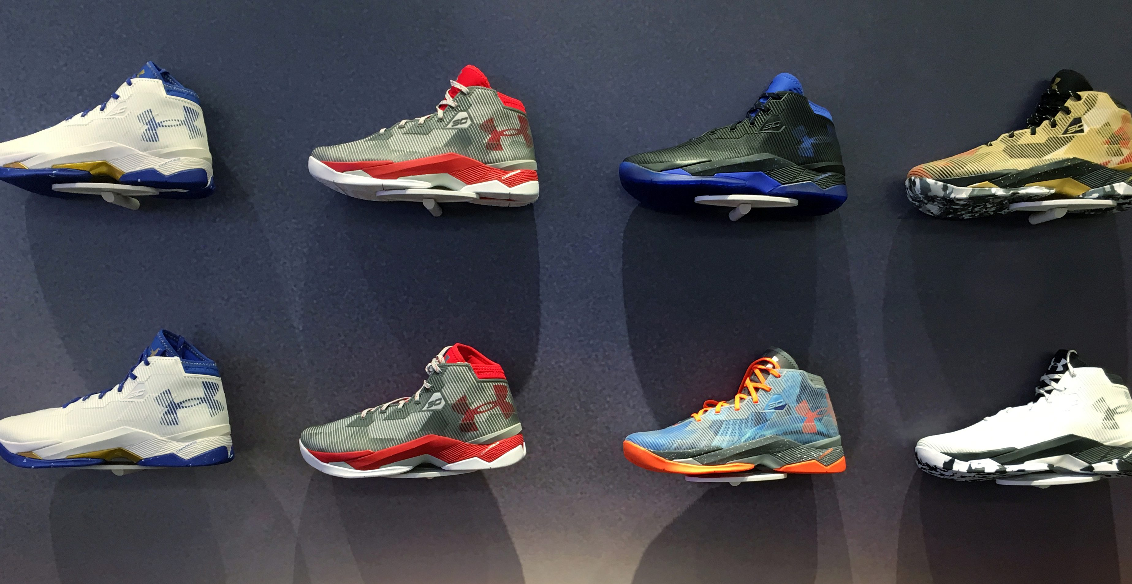 cheap under armour sneakers