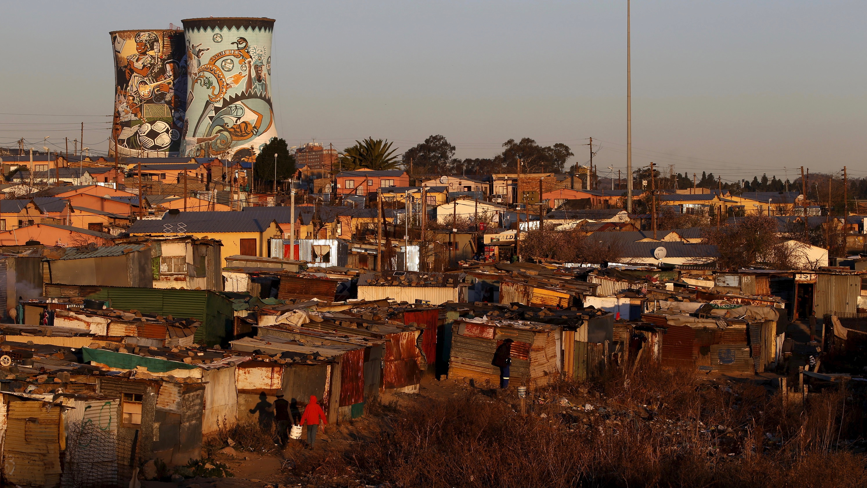 Poverty In South Africa More Than Half Of South Africans