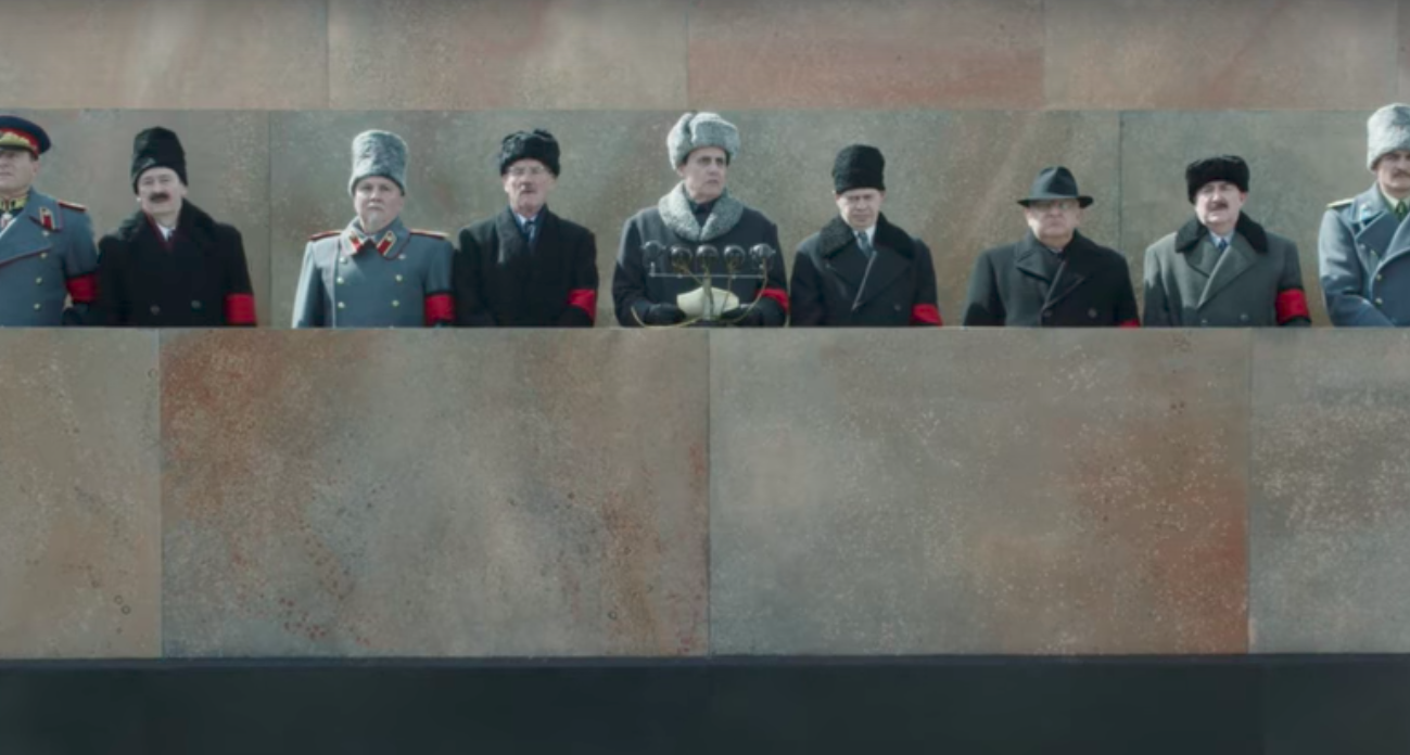 The Death of Stalin film