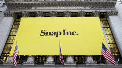 Snap is discovering Wall Street has little patience for its edgy ways