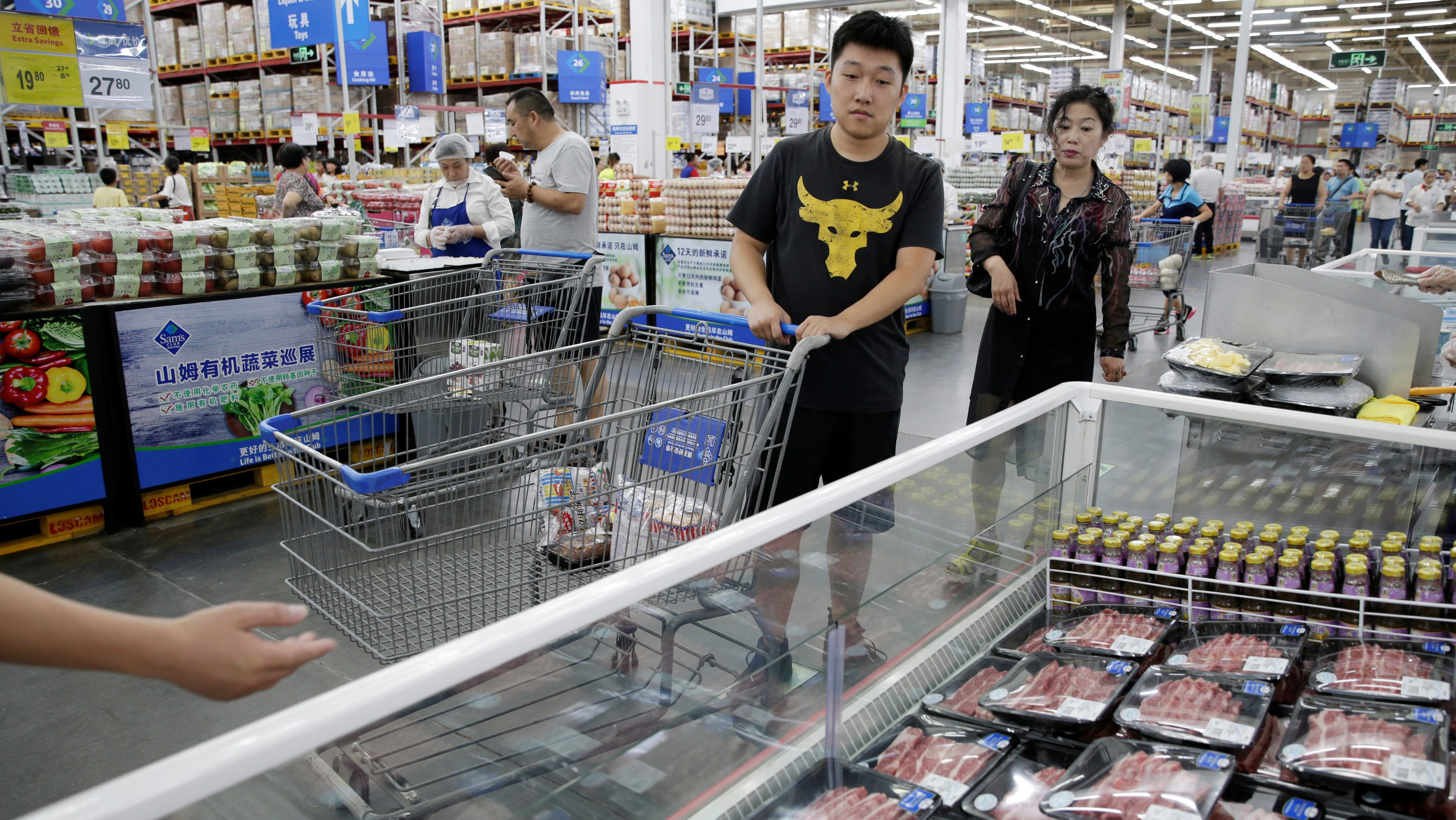 Blockchain could fix a key problem in China's food industry: the fear of food made in China
