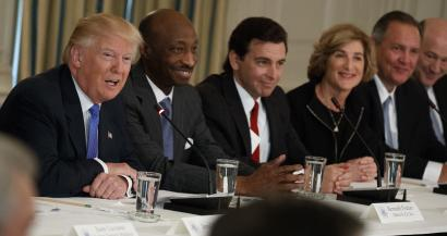 Why haven't more CEOs resigned from Trump's council