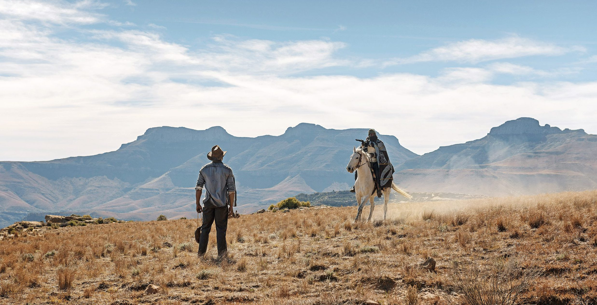 South Africa's Five Fingers for Marseilles is set to debut at the Toronto film festival in September.