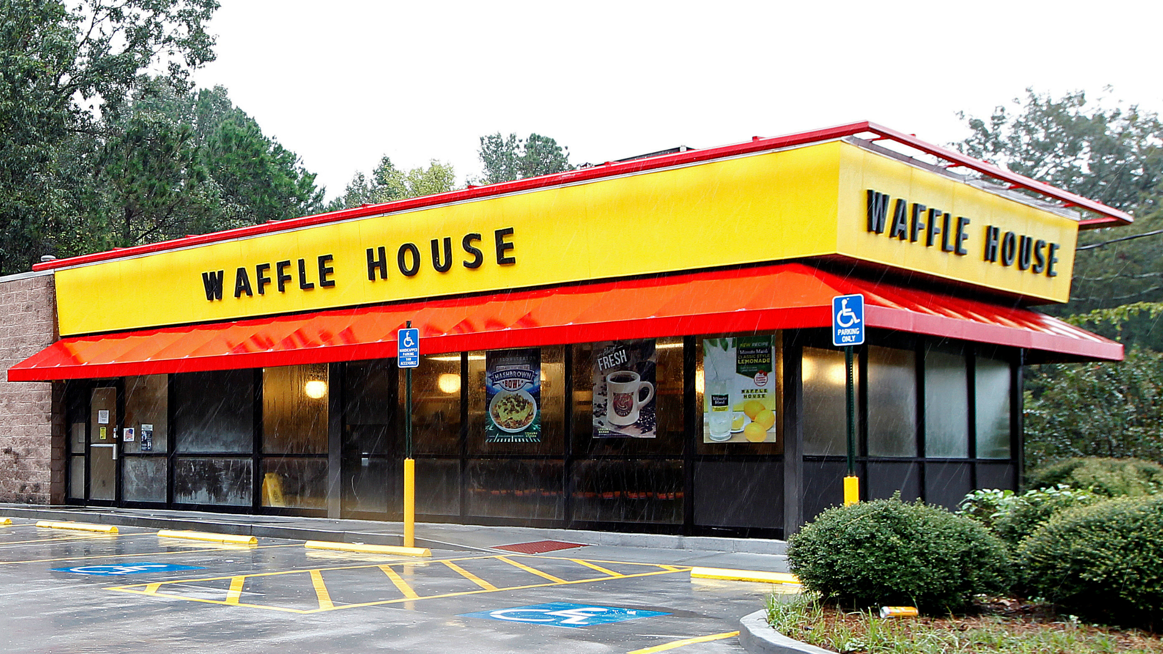 the waffle house The waffle palace is a smart, ensemble-based comedy set in atlanta that brings our diverse community on stage in a highly theatrical story with music, dance, waffles, and audience interaction.