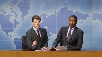 """""""Saturday Night Live's"""" spinoff """"Weekend Update"""" is premiering on August 10th on NBC."""