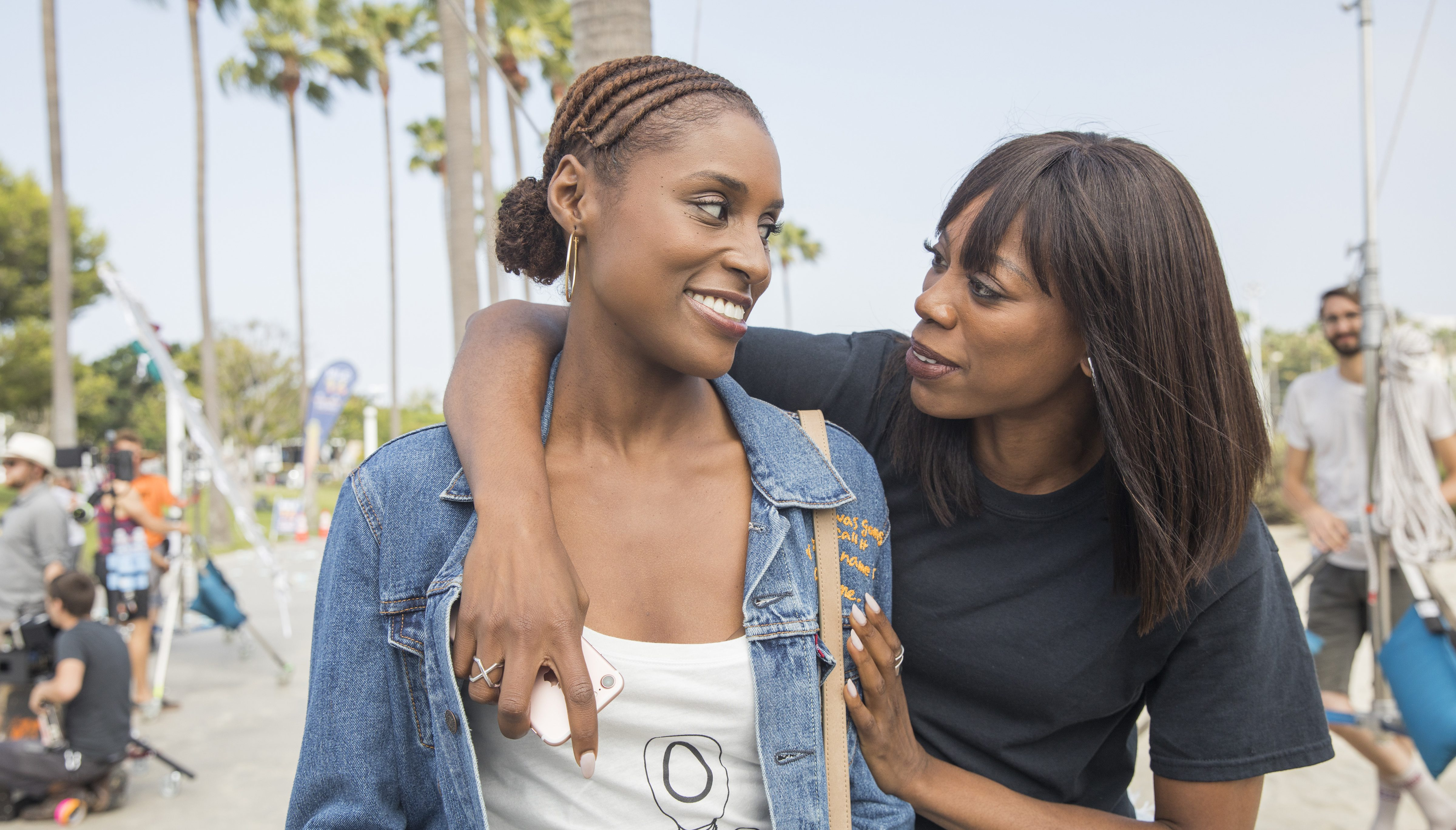 Issa and Molly, 'Insecure'