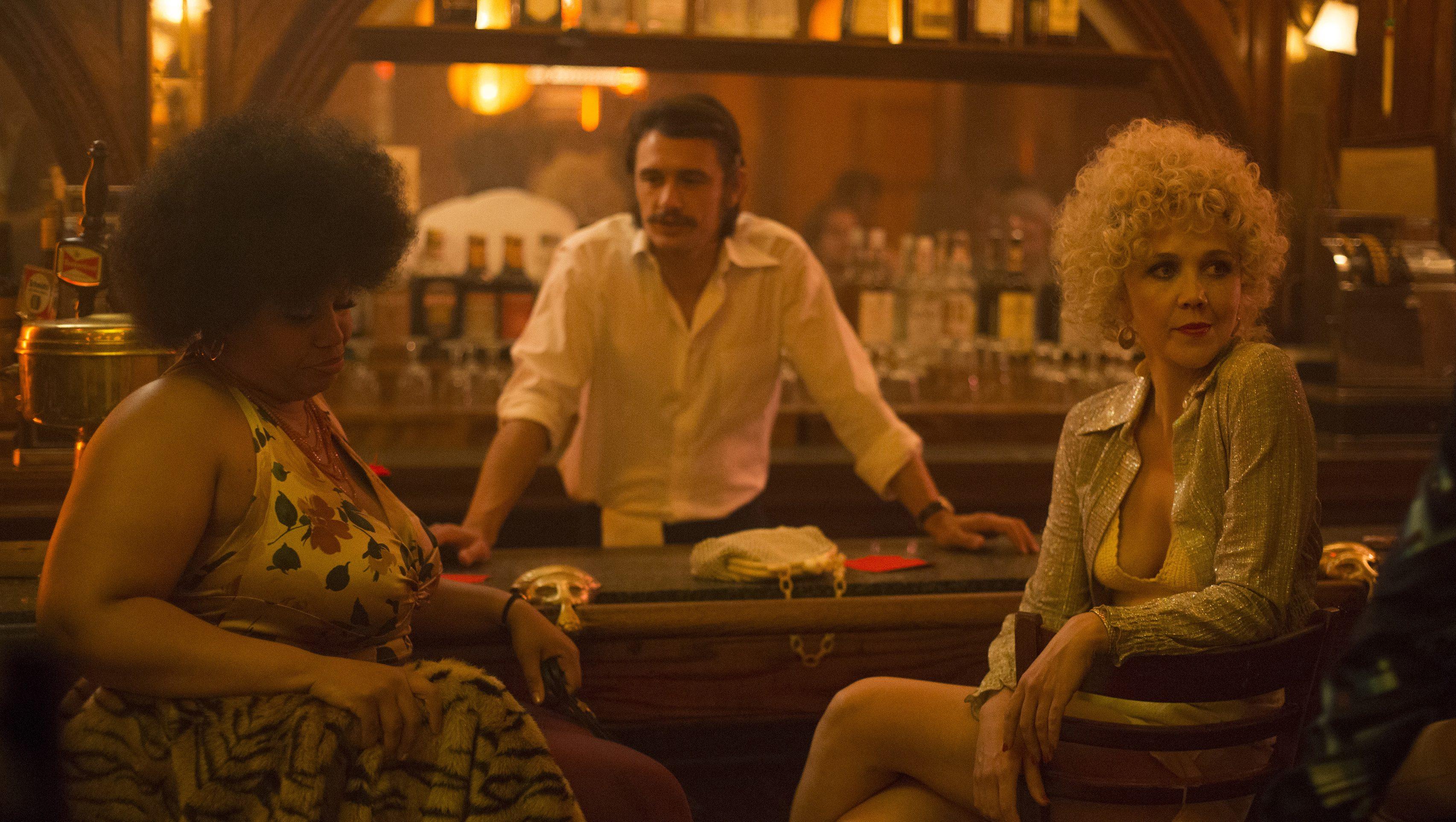 HBO The Deuce James Franco