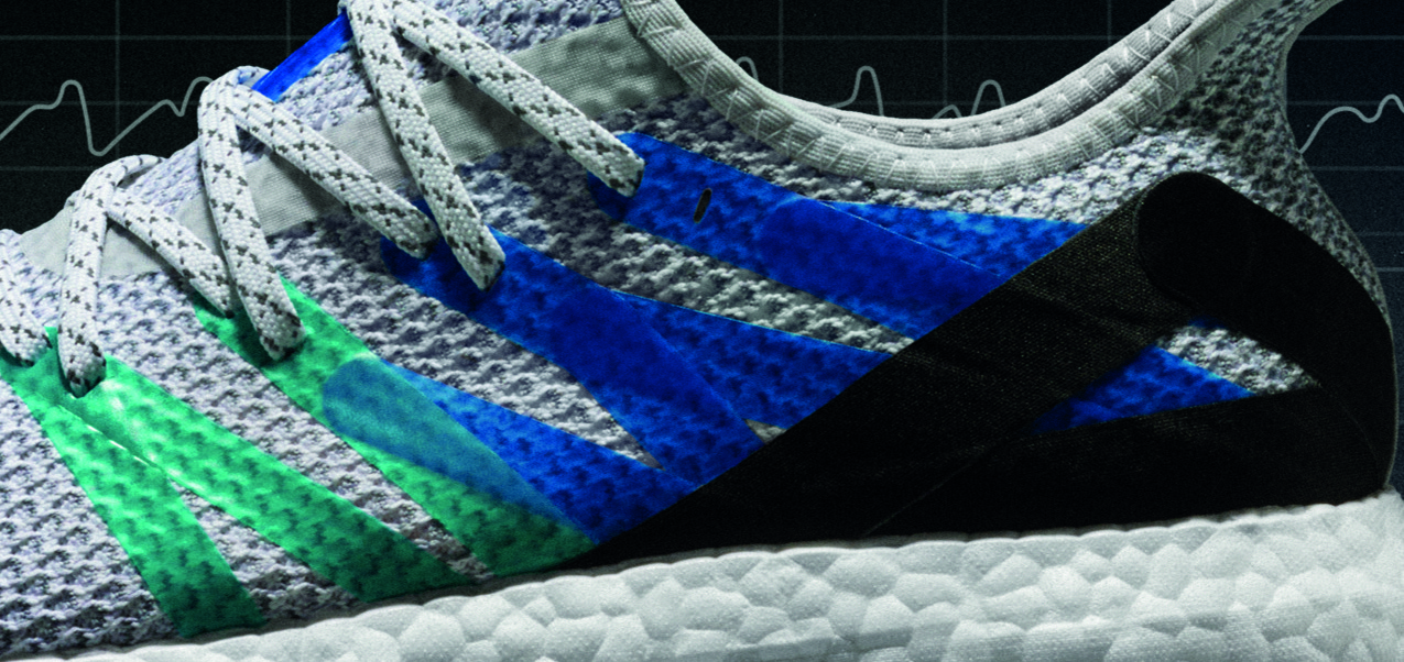 Adidas  new AM4 city lines are possible because of their robotic ... 31a3fdb3b