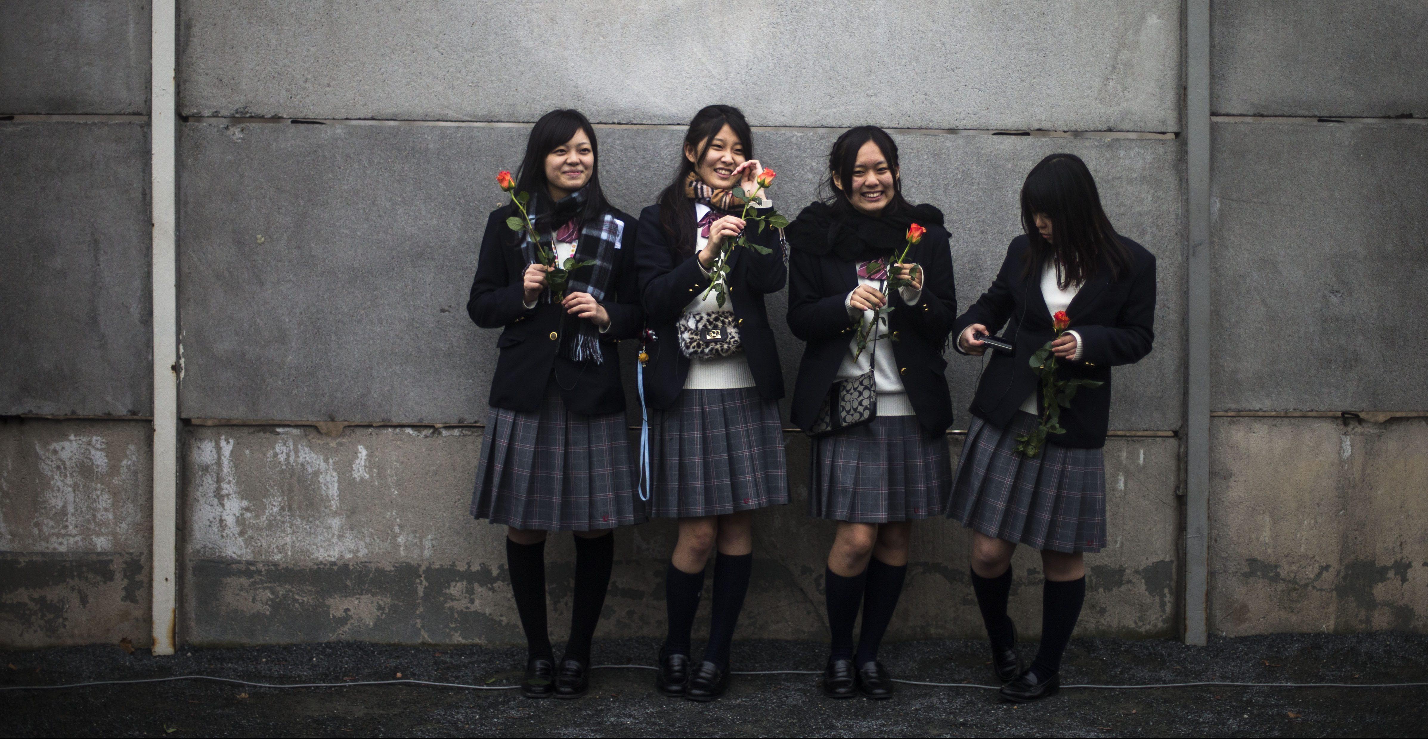 Find japanese teens av