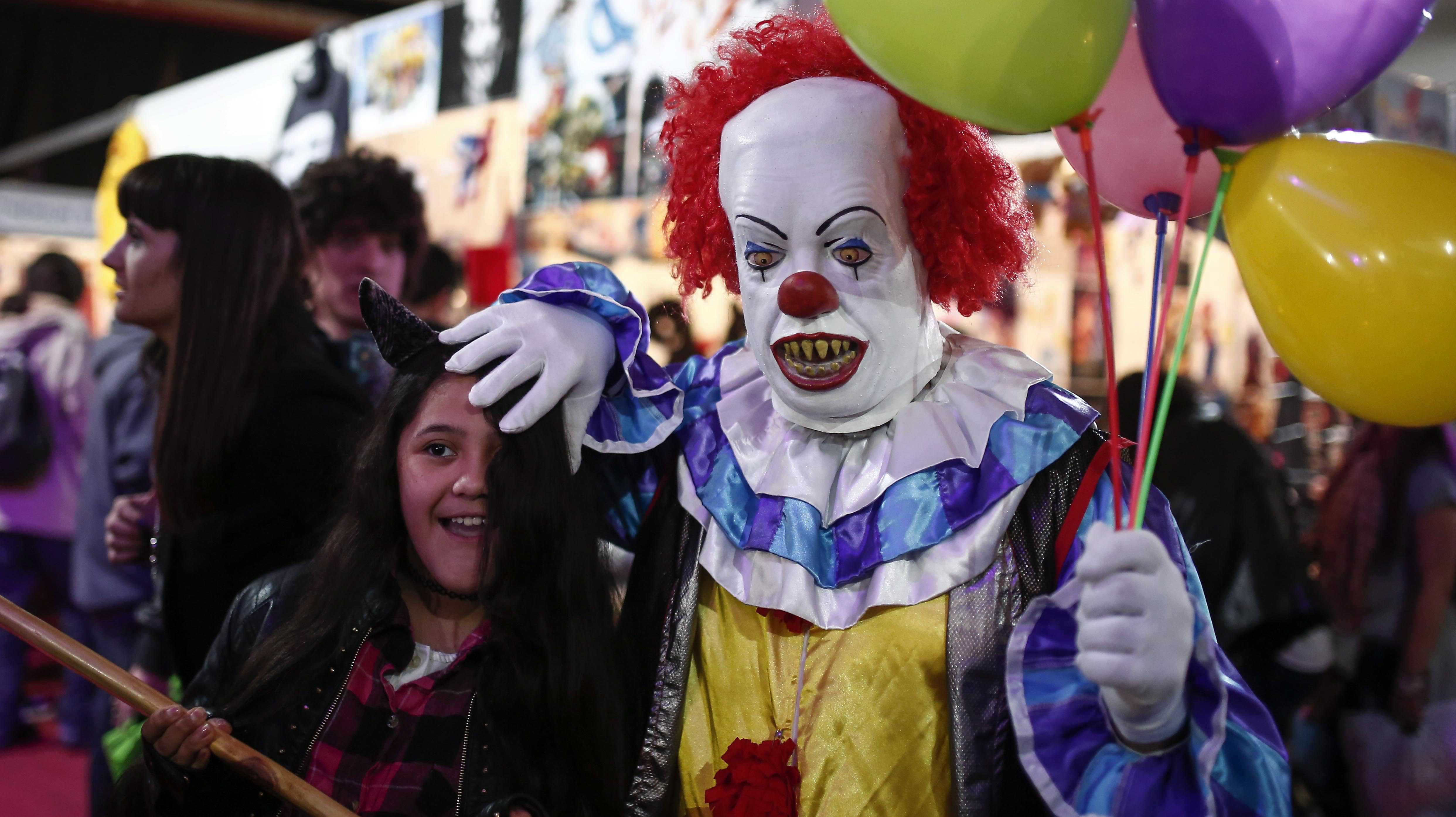 """It"""" movie is here to traumatize a new generation of clowns"""