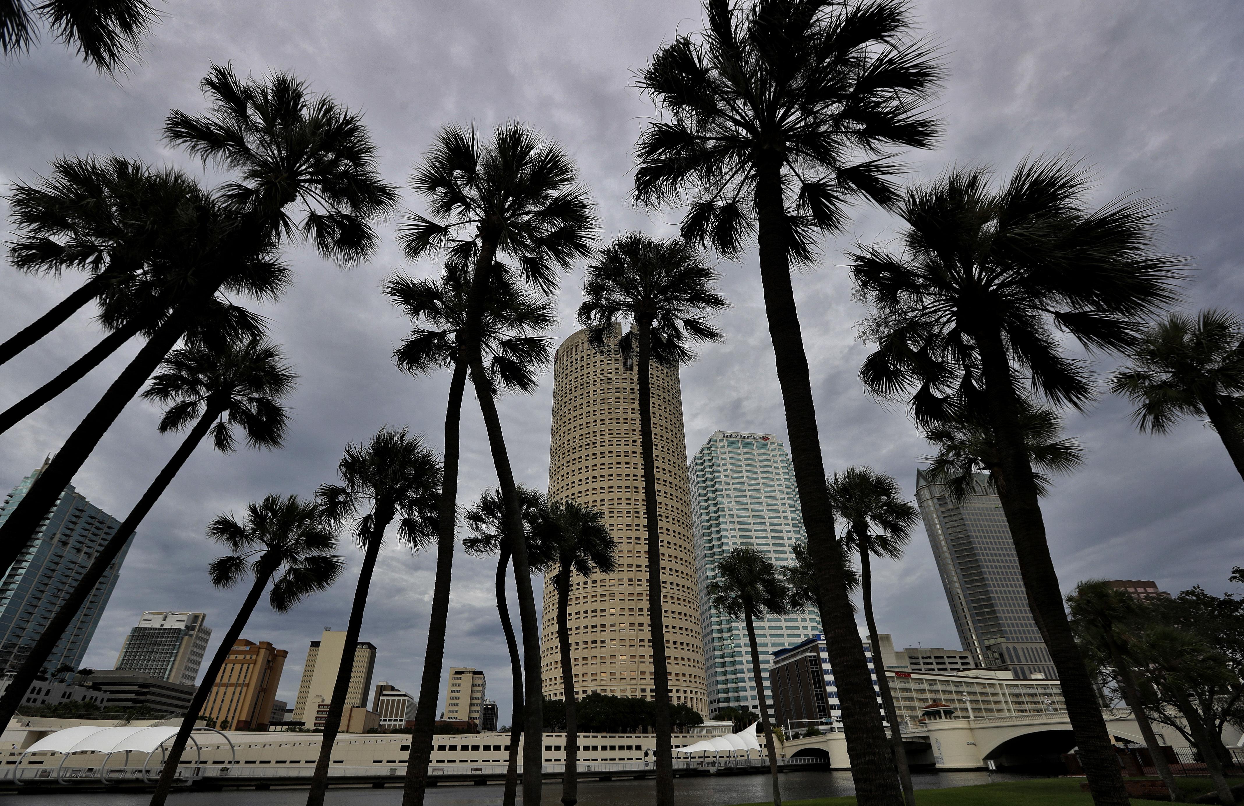 Tampa: Hurricane Irma has taken a turn toward Tampa Bay area